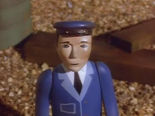 TV版第2シーズンのトーマスの機関士