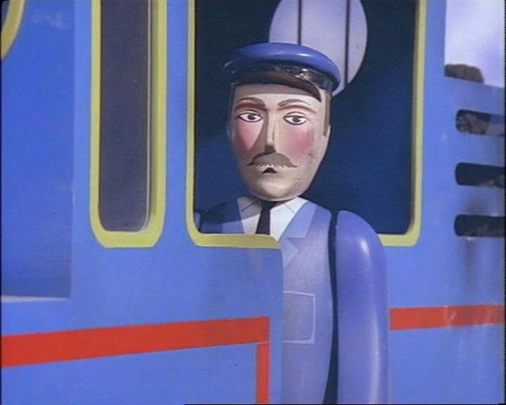 TV版第1シーズンのトーマスの機関士