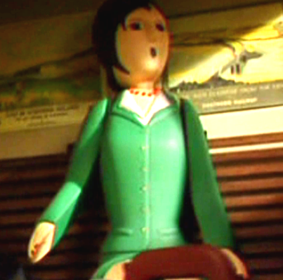 TV版第10シーズンのパーシバル夫人