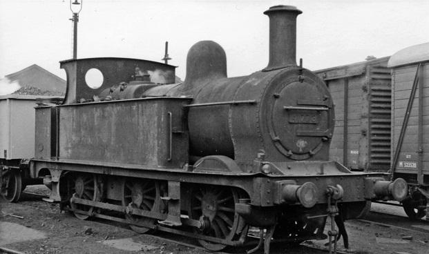 パーシーの友達のモデル機(MR 1377クラス)