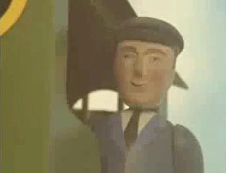 TV版第5シーズンのパーシーの機関助手