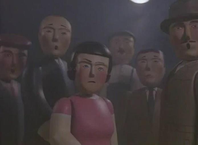 TV版第2シーズンのファークァー駅長の奥様