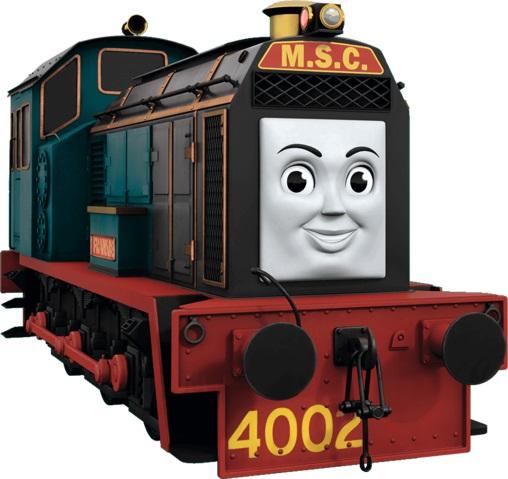 CGIシリーズのフランキーのプロモーション画像