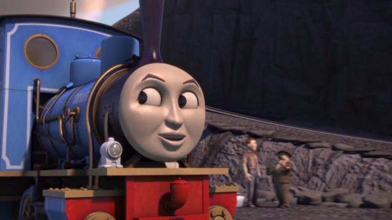 TV版第21シーズンのブルーマウンテンの採石場の作業員