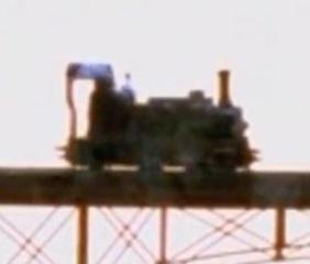 TV版第5シーズンのラスティーの幽霊機関車(スカーロイと同型)