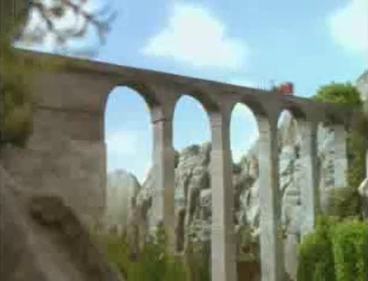 TV版第5シーズンのレニアス高架橋