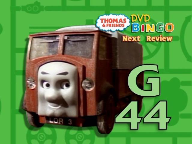DVDビンゴゲームのローリー3