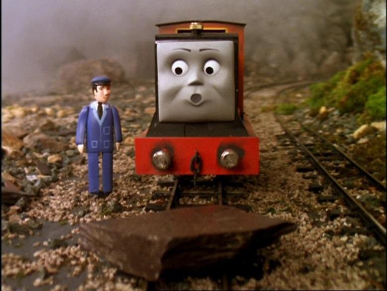 TV版第5シーズンの岩2