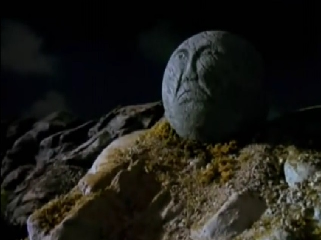 TV版第5シーズンの岩(ボルダー)