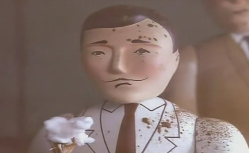 TV版第2シーズンの床屋の主人