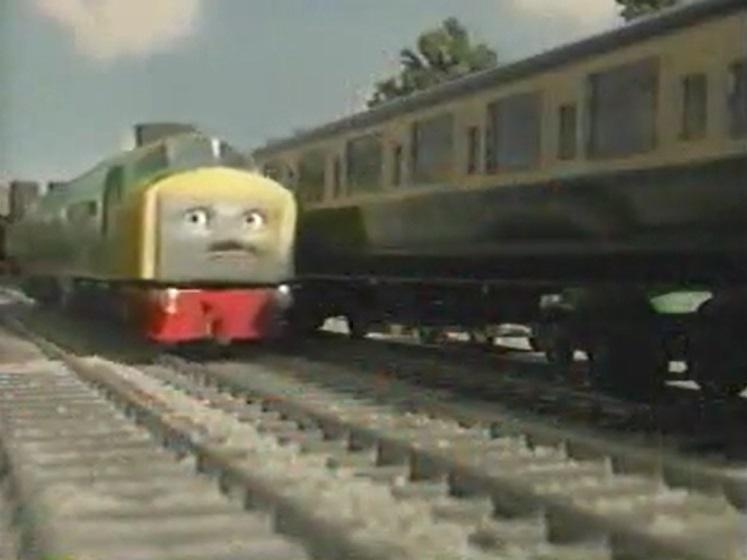 第4シーズンの急行客車(緑)5
