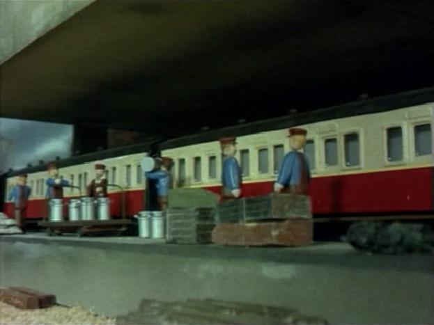 第3シーズンの急行客車(赤)2