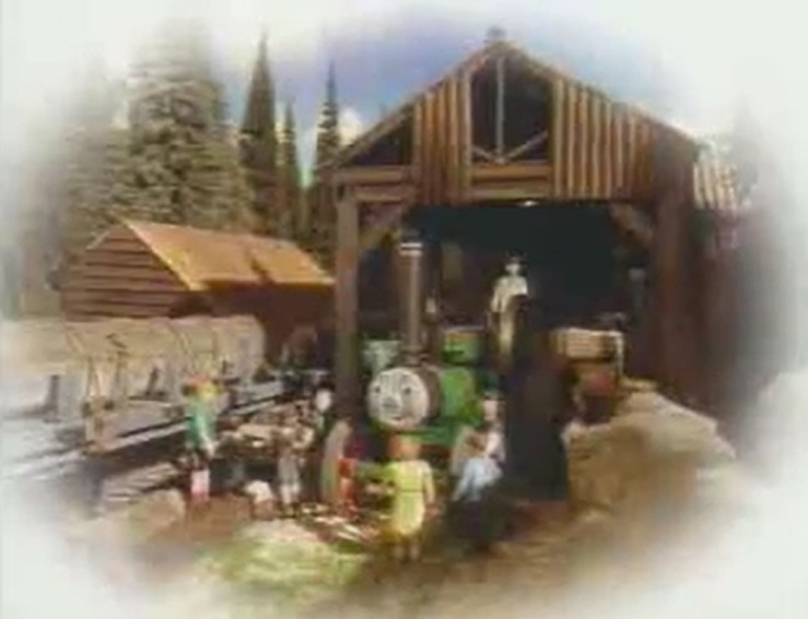 TV版第2シーズンの想い出の農場