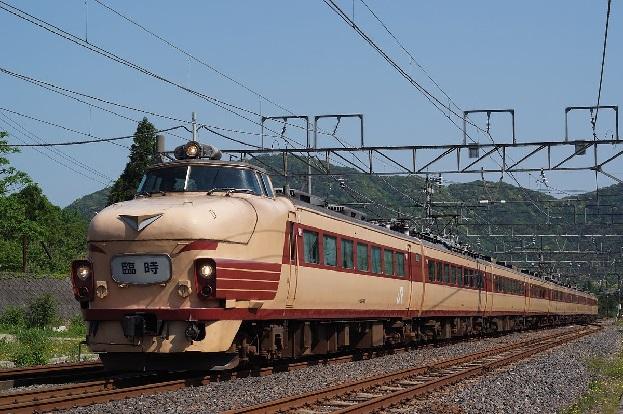 日本の電車のモデル機