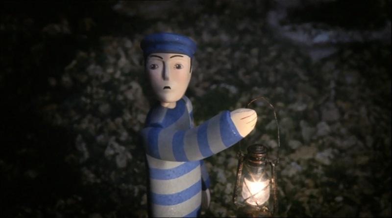 TV版第7シーズンの灯台守