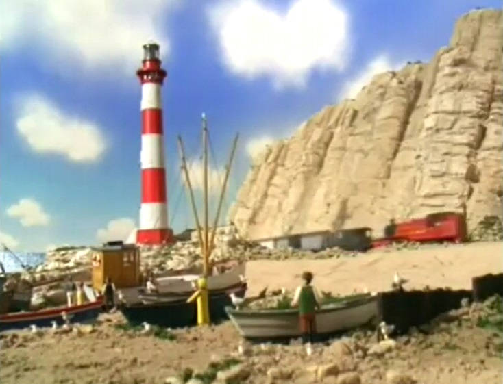 TV版第7シーズンの灯台