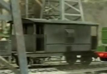 TV版第3シーズンの灰色のイギリス国鉄の20トンブレーキ車5