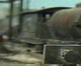 TV版第3シーズンの灰色のイギリス国鉄の20トンブレーキ車14