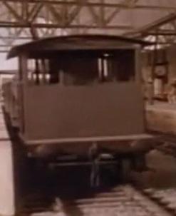 TV版第2シーズンの灰色のイギリス国鉄の20トンブレーキ車11