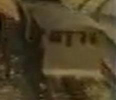 TV版第4シーズンの灰色のイギリス国鉄の20トンブレーキ車4