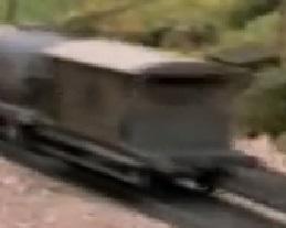 TV版第1シーズンの灰色のイギリス国鉄の20トンブレーキ車3
