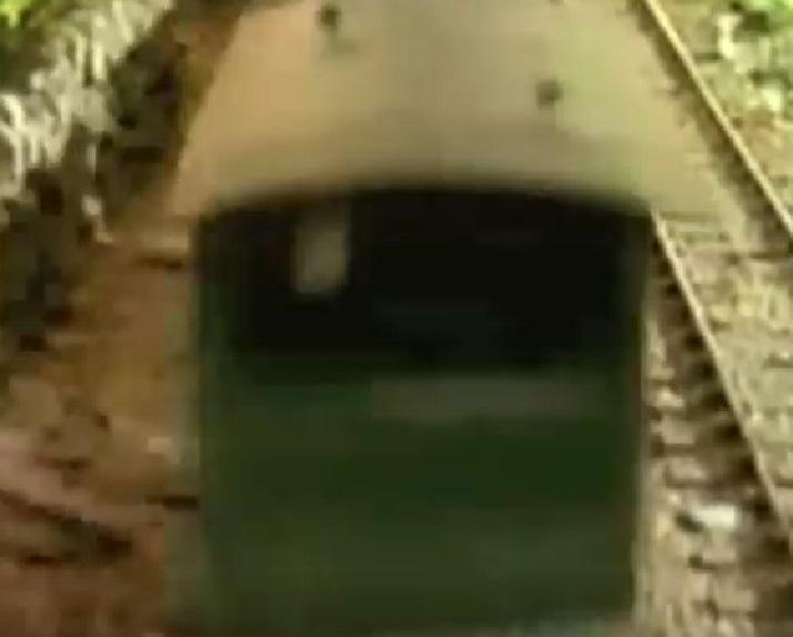 TV版第5シーズンの灰色のイギリス国鉄の20トンブレーキ車8