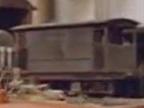 TV版第2シーズンの灰色のイギリス国鉄の20トンブレーキ車25