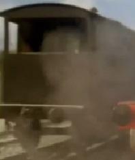 TV版第4シーズンの灰色のイギリス国鉄の20トンブレーキ車2