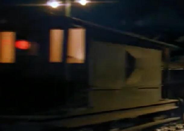 TV版第5シーズンの灰色のイギリス国鉄の20トンブレーキ車6