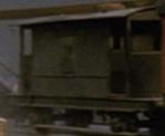 TV版第3シーズンの灰色のイギリス国鉄の20トンブレーキ車10