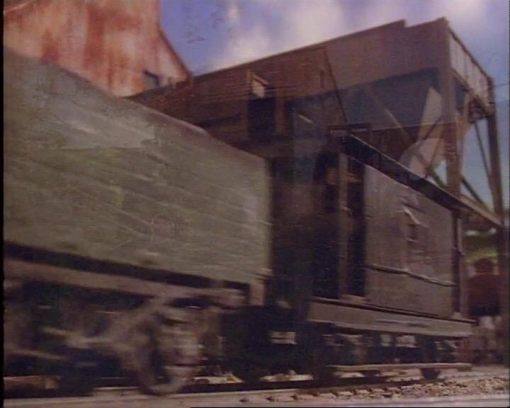 TV版第2シーズンの灰色のイギリス国鉄の20トンブレーキ車14