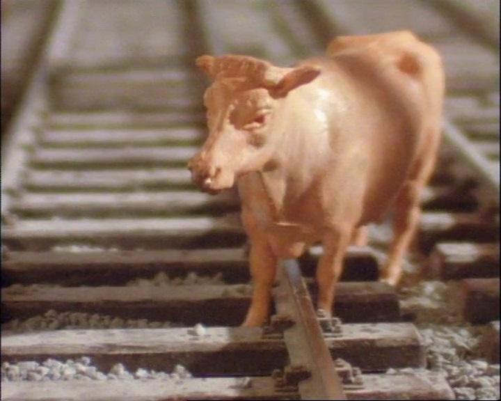 TV版第2シーズンのブルーベル(母牛)