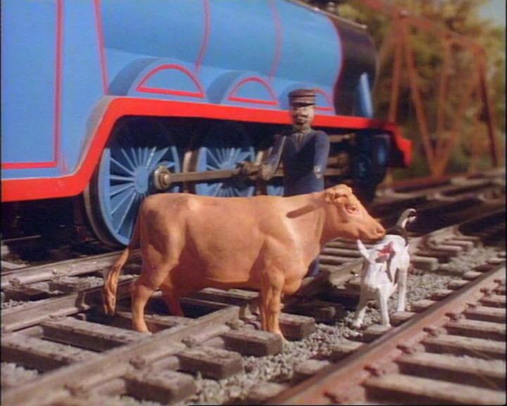 TV版第2シーズンのブルーベルの仔牛