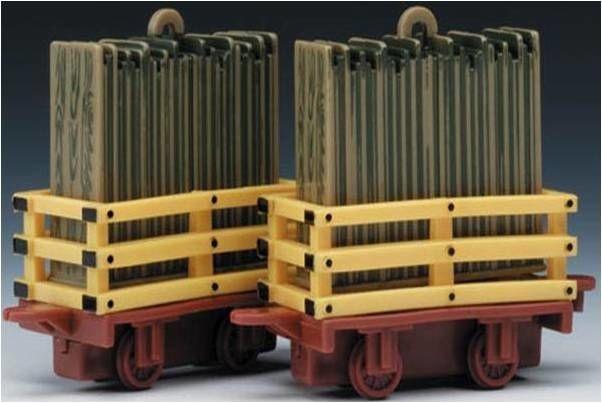 アーテルの狭軌のスレート貨車(タイプ6)