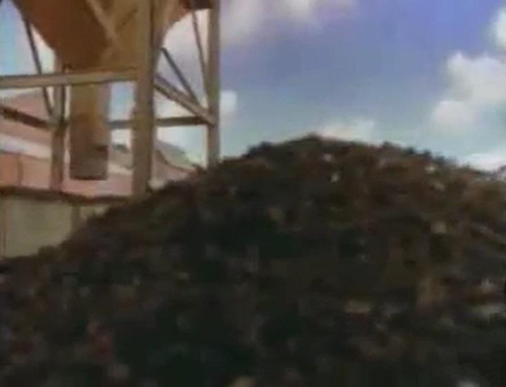 TV版第2シーズンの石炭