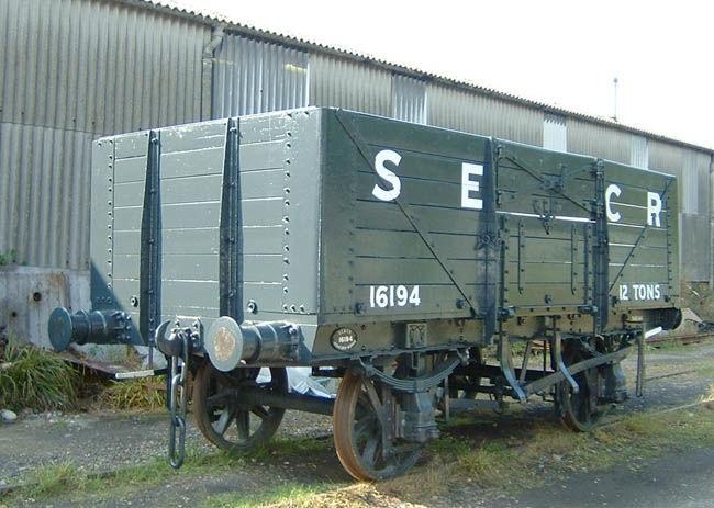 無蓋貨車のモデル車