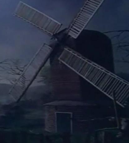 TV版第2シーズンの箱型風車