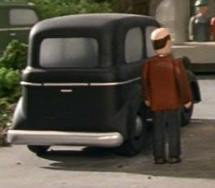 TV版第7シーズンの自動車