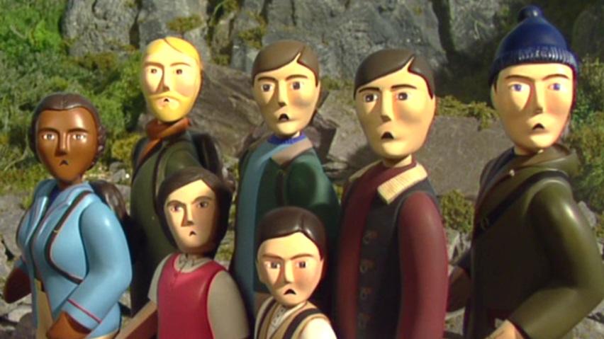 TV版第9シーズンの行楽客