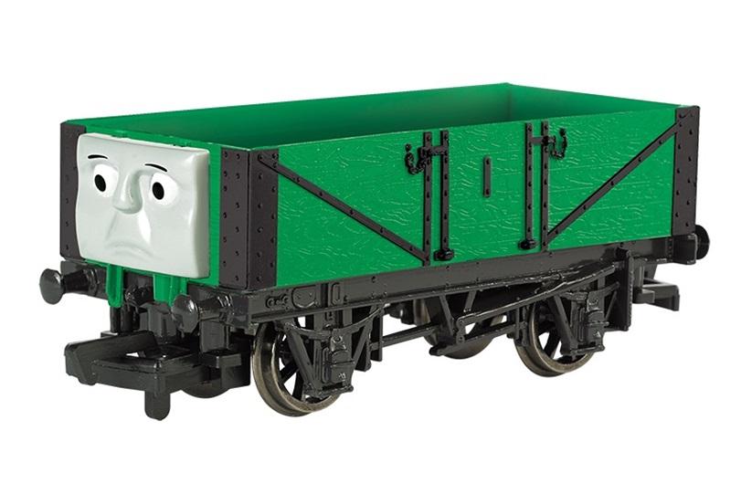 バックマンの6型無蓋貨車
