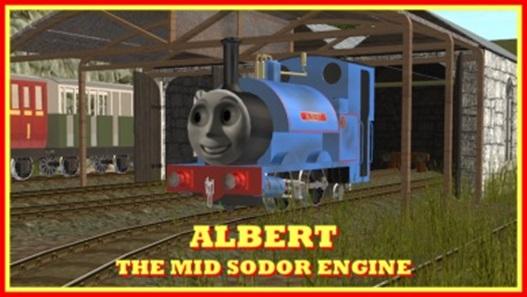 130,Trainz版のアルバート