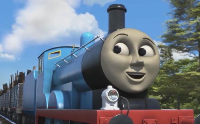 TV版第24シーズンのエドワード