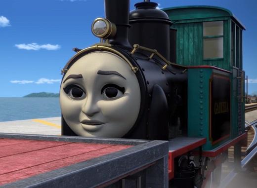 TV版第23シーズンのガブリエラ