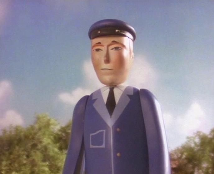 TV版第2シーズンのデイジーの運転士