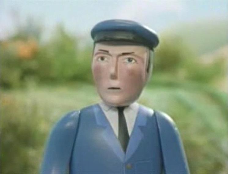 TV版第3シーズンのトビーの機関助手