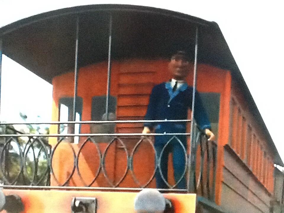 TV版第16シーズンのトビーの車掌