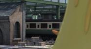 TV版第23シーズンの緑の急行客車