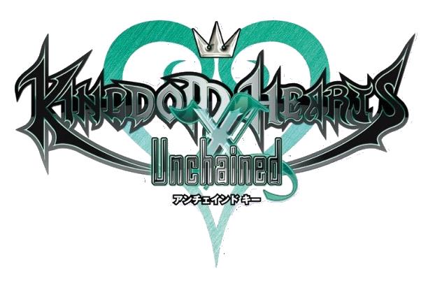 旧タイトルロゴ:KINGDOM HEARTS Unchained χ