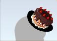 チョコレートケーキコーデの帽子.png