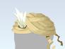 ハロウィンドナルドコスの帽子.png